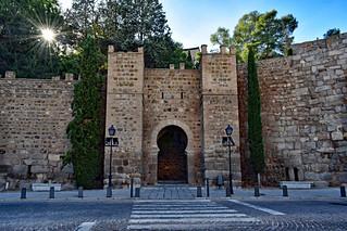 Alcantara Gate, Toledo