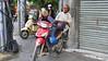 Good Balance (VIETNAM) (ID Hearn Mackinnon) Tags: ho chi minh city vietnam vietnamese viet 2016 saigon man good balance nap sleep motorbike motorcycle sleeping old red south east asia asian street scene