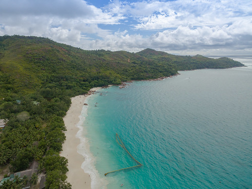Anse Lazio Beach Seychelles