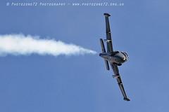 5991  Strikemaster (photozone72) Tags: eastbourne airshows aircraft airshow aviation canon canon7dmk2 canon100400f4556lii 7dmk2 strikemaster strikedisplay markpetrie