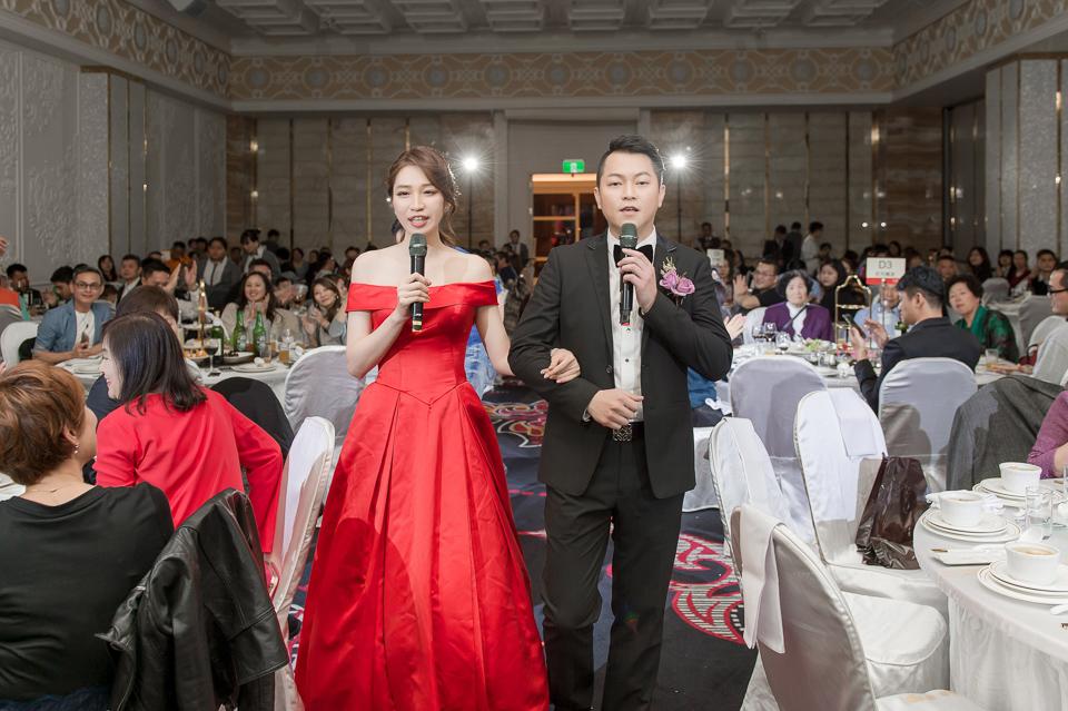 婚攝 高雄林皇宮 婚宴 時尚氣質新娘現身 S & R 140
