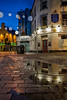 From Galway with Love (Hattifnattar) Tags: ireland galway night reflection pentax dfa2470mm fromgalwaywithlove cityscape puddle