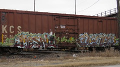IMG_1374 (jumpsoner) Tags: traingraffiti trains traingraff trainspotting tracksides benching benchingsteel benchingtrains bencher boxcars benchingfreights bgsk benchinhsteel railroadphotography railroad railfan graffiti graffculture freights freightculture freightgraffiti foamer foamers freghtculture