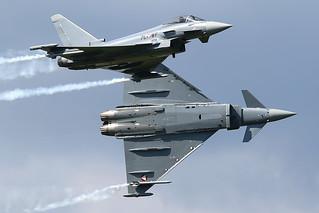 Eurofighter EF-2000 Typhoon 7L-WF