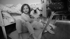DSC07808 (Oleg Green (lost)) Tags: weekend morning kids home family fullframe unedited raw bw blackandwhite voigtlander sskopar 4025