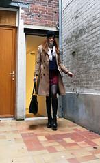 527 (Lily Blinz) Tags: crossdress crossdresser crossdressed collant tgirl travesti transvestite tv tg tranny ts transgender transgenre trav trans lily lilyblinz blinz boots tights