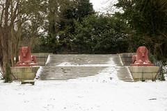CP Snow | Feb 2018-11 (Paul Dykes) Tags: crystalpalace london england uk gb unitedkingdom snow uksnow londonsnow