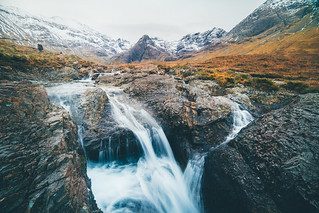 Fairy Pools, The Cuillins