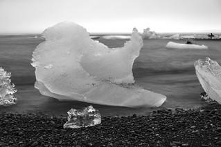 Jökulsárlón Glacier Bay