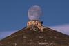 Posta a la Barsella (E.Domènech) Tags: moon lluna barsella montaña muntanya montain photopills a7rii sel55210 manfrotto sony