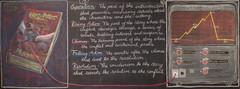 5th Grade: Languange Arts (ArneKaiser) Tags: 5thgrade 5thgradefarewell boarddrawings edited languagearts mrkaisersclass pineforestschool plotandstoryline waldorf waldorfjourney chalk chalkboard chalkdrawings