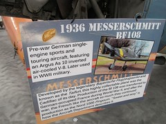 "Messerschmitt Me-108 Taifun 2 • <a style=""font-size:0.8em;"" href=""http://www.flickr.com/photos/81723459@N04/26346575338/"" target=""_blank"">View on Flickr</a>"