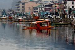 Shikara (Arnab Hazarika) Tags: shikara kashmir rivers lakes dal lake boat city travel mountains
