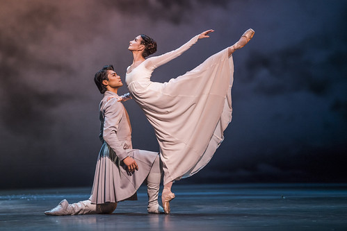 Catch The Royal Ballet's <em>The Winter's Tale</em> live in cinemas on 28 February 2018