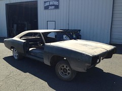 13892128_10207147817630816_5958177961589119069_n (ryanlarue3) Tags: 1968 dodge charger rt srt8 restomod custom restoration mopar hemi