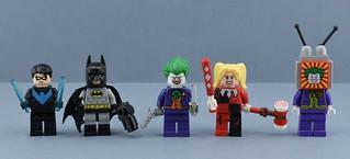 Dc minifigs #1 : Batman animated series
