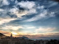 Today ... (manuela albanese) Tags: manuelaalbanesephoto morning home liguria genova quintoalmare sunrise