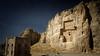 Naqsh-e Rustam - Iran (André Schönherr) Tags: 40d visionhunter iran shiraz persepolis persia persien stones tomb ancient naqshe rustam rock relief