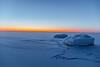 Ice blocks (Arttu Uusitalo) Tags: ice block winter kvarken seaside baltic sea ostrobothnia finland dusk evening clear canon eos 5d mkiv 24105l