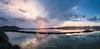 Ibiza storm in Ses Salinas 7S04798 (joana dueñas) Tags: ibiza balearicislands salinas sessalinas reflexes clouds spain seascape storm joanadueñas photofeeling wwwphotofeelingeu outdoors light sunset