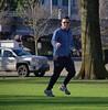 Make The Catch (swong95765) Tags: man male football motion ball run sport recreation