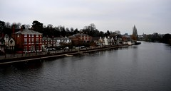 The River Dee Chester Sunday 14Th Jan 2018 (mrd1xjr) Tags: the river dee chester sunday 14th jan 2018