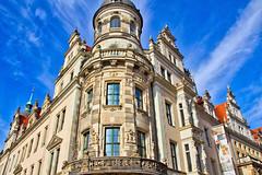 Dresden - Residenzschloss (www.nbfotos.de) Tags: dresden residenzschloss schloss castle sachsen