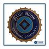 Blue Moon (J.Gargallo) Tags: bluemoon cerveza beer bier birra blue canon canon450d eos eos450d 450d framed marco