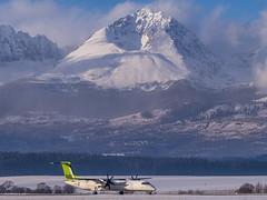 YL-BAJ Air Baltic De Havilland Canada DHC-8-402Q Dash 8 (airliners.sk, o.z.) Tags: airport poprad popradtatry tatry lztt tat lztttat airplane bombardier dash q400 ylbaj dhc8 dhc8402q airline airbaltic airlinerssk