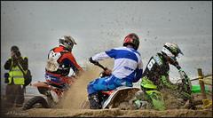 22.10.17 Motocross Event Weymouth Beach.. (A.P.PHOTOGRAPHY.) Tags: 221017motocrosseventweymouthbeach motocross weymouthdorset beach nikond7000 nikorr200500lens 221017 motorbikes sand sea town