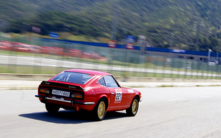 DATSUN 240Z (1.971) RALLY COSTA BRAVA 2.015