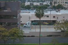 ....across the street.....love the pick-up (elisabeth.mcghee) Tags: hotel hilton los angeles california pickup