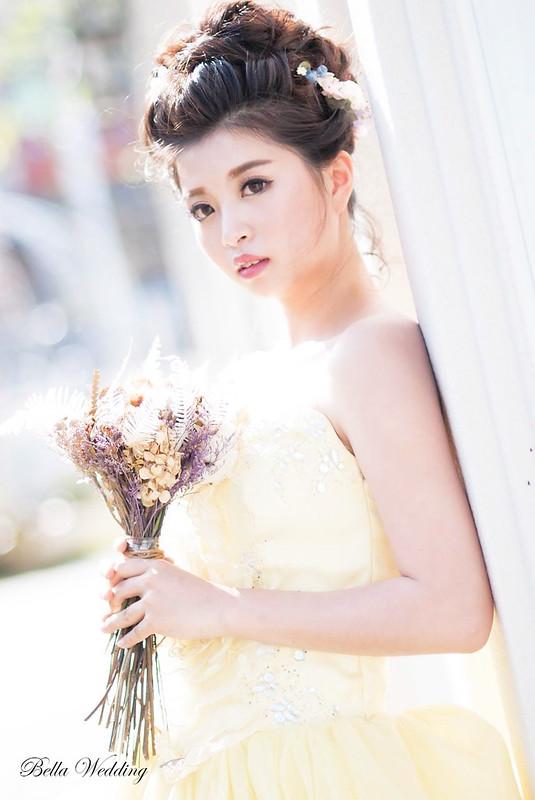 嘉義新秘,新娘秘書,雲朵clouds,花苞新娘造型,萌萌大眼妝,乾燥花造型