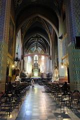XE3F7419 - Cracovia - Crakow - Krakow (Enrique R G) Tags: churchofstfrancisofassisi basílicadesanfranciscodeasís iglesia church cracovia cracow krakow poland polonia fujixe3 fujinon1024
