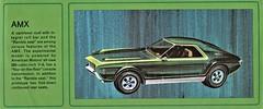 1966 AMC AMX Concept Car (aldenjewell) Tags: 1966 amc amx concept car brochure