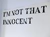...not that innocent. (Werner Schnell Images (2.stream)) Tags: ws altes brauhaus universität siegen weidenau britney spears oopsididitagain