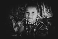 Hill Tribe Girl (♥siebe ©) Tags: 2018 baantongluang chiangmai siebebaardafotografie thai thailand hilltribe hilltribesvillage portrait wwwsiebebaardafotografienl ประเทศไทย รูปคน เชียงใหม่ เมืองไทย ไทย nederland