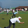 On a Roll (innpictime ζ♠♠ρﭐḉ†ﭐᶬ₹ Ȝ͏۞°ʖ) Tags: greatyarmouth norfolk seaside green summer game sunshine bunting resort pavilion hats bowls sport festivalofbowls bowlers britanniagreen 526086331737737 loudspeaker caps peakedcaps concentration mats woods sportswear whitetops bowlswear