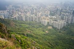 獅子山下 (samuel.w photography) Tags: hongkong landscape lionrock cityscape