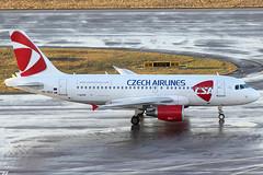 CSA Czech Airlines Airbus 319-112 OK-REQ (c/n 4713) Operating on behalf of Eurowings. (Manfred Saitz) Tags: vienna airport schwechat vie loww flughafen wien csa czech airlines airbus 319 a319 okreq okreg