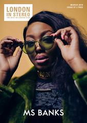 Ms Banks for London in Stereo (Phil Sharp.) Tags: msbanks portrait philsharp london music rapper