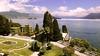 vue sur lac Maggiore ,des jardins d'Isola Bella (buch.daniele) Tags: danielebuch jardin garden lacmajeur italie montagne ile borromées isola bella couleurs nuages ciel