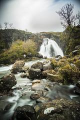 Fairy pools on isle of skye (jan_baranovski) Tags: fairypools scotland isleofskye skye sony a6000 nature landscape waterfall river falls stones rocks sky dusk travel hike