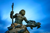 Neptune's Power (scottymanphoto) Tags: landscape high bronze fish monument stones sea king morning mythology cast ocean virginia skies exposure trident artistic sky seascape kingofthesea streaking neptune white america outdoors spring statue legend art projecting cloudy beams vignette long state whiteclouds nautical low clouds bluesky light man power outside beautiful greek blue turtle tourism below park usa virginiabeach powerful god