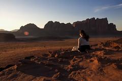 Wadi rum (Bralvaroca) Tags: wadi rum jordania desierto atardecer 50d