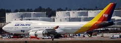 Boeing 747-412 DQ-FJL (707-348C) Tags: losangeles thehill lax airliner jetliner boeing boeing747 fijiairways airpacific california fji klax b744 dqfjl passenger