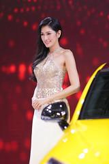 2018 TAIPEI INT'L AUTO SHOW Beautiful Model KIA (Yung Chin Su) Tags: contax contaxplanart2135 autoshow beautifulmodels showgirls