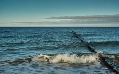 Die perfekte Welle (Froschkönig Photos) Tags: die perfekte welle dieperfektewelle kühlungsborn nex5r flektogon ostsee zeiss 35mm baltic perfectwave