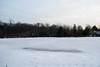 (mjohnso) Tags: snow winter frozen pond newjersey nikond3000