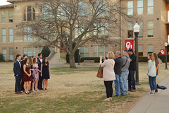 Pre-formal pictures (radargeek) Tags: ou norman oklahoma ok 2017 january shootingtheshooter prom red parents